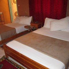 Отель Zaghro Марокко, Уарзазат - отзывы, цены и фото номеров - забронировать отель Zaghro онлайн комната для гостей