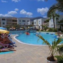 Meropi Hotel & Apartments бассейн фото 8