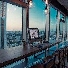 Гостиница ICON Hostel в Москве 2 отзыва об отеле, цены и фото номеров - забронировать гостиницу ICON Hostel онлайн Москва гостиничный бар