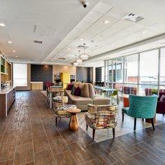 Отель Home2 Suites by Hilton Columbus Downtown США, Колумбус - отзывы, цены и фото номеров - забронировать отель Home2 Suites by Hilton Columbus Downtown онлайн интерьер отеля фото 3