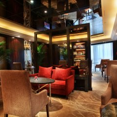 Отель Sheraton Shenzhen Futian Hotel Китай, Шэньчжэнь - отзывы, цены и фото номеров - забронировать отель Sheraton Shenzhen Futian Hotel онлайн гостиничный бар