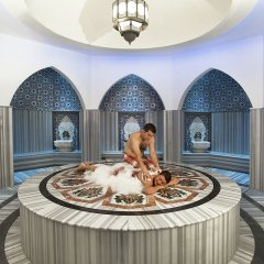 Отель Crystal Sunset Luxury Resort & Spa - All Inclusive сауна
