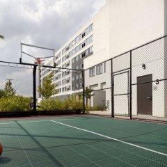 Отель Marriott Columbus University Area спортивное сооружение