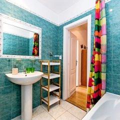 Отель Chill Hill Apartments Чехия, Прага - отзывы, цены и фото номеров - забронировать отель Chill Hill Apartments онлайн ванная фото 2