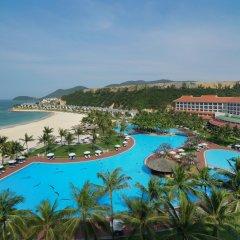 Отель Vinpearl Resort Nha Trang пляж фото 2