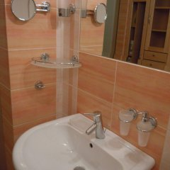 Отель Vysehrad Чехия, Прага - отзывы, цены и фото номеров - забронировать отель Vysehrad онлайн ванная фото 2