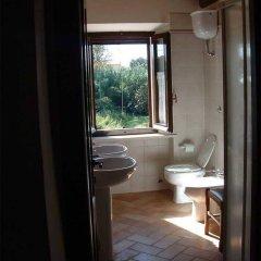 Отель La Locanda Del Musone Кастельфидардо ванная