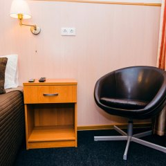 Гостиница Стасов 3* Стандартный номер с двуспальной кроватью фото 3