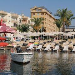 Mert Seaside Hotel Турция, Мармарис - отзывы, цены и фото номеров - забронировать отель Mert Seaside Hotel - All Inclusive онлайн приотельная территория