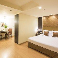 Отель Aspen Suites 4* Номер Делюкс фото 11
