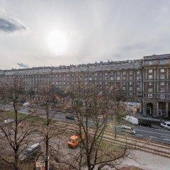 Отель P&O Andersa Польша, Варшава - отзывы, цены и фото номеров - забронировать отель P&O Andersa онлайн балкон