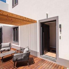 Отель Villa Esmeralda Португалия, Понта-Делгада - отзывы, цены и фото номеров - забронировать отель Villa Esmeralda онлайн балкон
