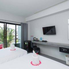 Отель Riverside Hotel Таиланд, Краби - 1 отзыв об отеле, цены и фото номеров - забронировать отель Riverside Hotel онлайн сейф в номере
