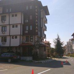 Отель Complex Kentavar Свети Влас парковка
