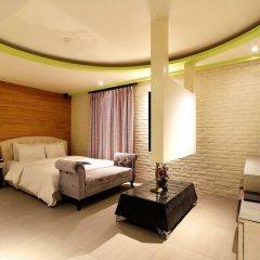 Hotel A7 комната для гостей фото 4