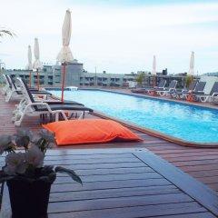 Отель Days Inn by Wyndham Patong Beach Phuket Таиланд, Карон-Бич - 1 отзыв об отеле, цены и фото номеров - забронировать отель Days Inn by Wyndham Patong Beach Phuket онлайн фитнесс-зал