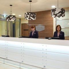 Гостиница Hampton by Hilton Moscow Strogino (Хэмптон бай Хилтон) интерьер отеля фото 2