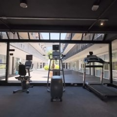 Отель Carriage Inn фитнесс-зал