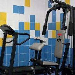 Гостиница Евротель Южный фитнесс-зал фото 3