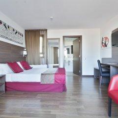 Отель Auto Hogar Испания, Барселона - - забронировать отель Auto Hogar, цены и фото номеров комната для гостей фото 2