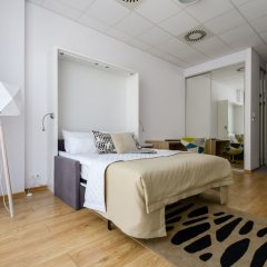 Отель Varsovia Apartamenty Jerozolimskie комната для гостей фото 2