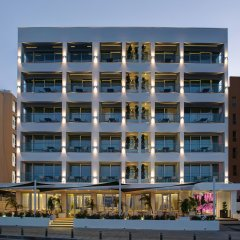 The Ciao Stelio Deluxe Hotel in Larnaca, Cyprus from 146$, photos, reviews - zenhotels.com hotel front