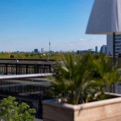 Отель aletto Hotel Kudamm Германия, Берлин - - забронировать отель aletto Hotel Kudamm, цены и фото номеров балкон
