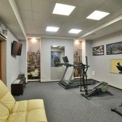Гостиница Авиа фитнесс-зал фото 3