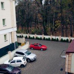 Гостиница Делис балкон