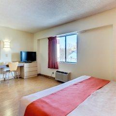 Отель Motel 6 Washington D.C. США, Вашингтон - отзывы, цены и фото номеров - забронировать отель Motel 6 Washington D.C. онлайн комната для гостей фото 2
