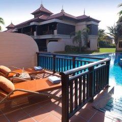 Отель Anantara The Palm Dubai Resort 5* Номер Премьер с различными типами кроватей фото 3