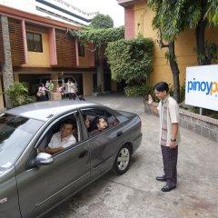 Отель Pinoy Pamilya Hotel Филиппины, Пасай - отзывы, цены и фото номеров - забронировать отель Pinoy Pamilya Hotel онлайн спортивное сооружение