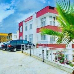 Отель Pinar Motel парковка