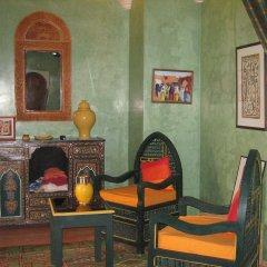 Отель Riad Ella Марокко, Марракеш - отзывы, цены и фото номеров - забронировать отель Riad Ella онлайн интерьер отеля фото 2