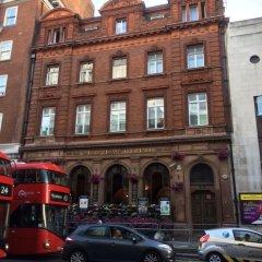 Отель Tsq Whitehall Лондон городской автобус