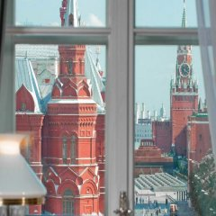 Гостиница Националь Москва 5* Номер Classic с двуспальной кроватью фото 4