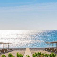 Отель Elysium Resort & Spa Греция, Парадиси - отзывы, цены и фото номеров - забронировать отель Elysium Resort & Spa онлайн пляж