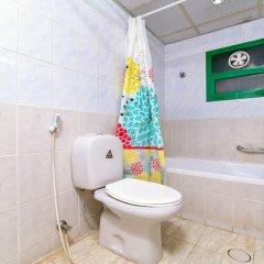 Отель OYO 168 Al Raha Hotel Apartments ОАЭ, Шарджа - отзывы, цены и фото номеров - забронировать отель OYO 168 Al Raha Hotel Apartments онлайн ванная