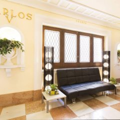 Отель Carlos V интерьер отеля фото 2