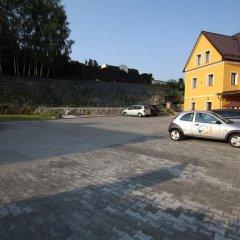 Отель Penzion Eduard Чехия, Франтишкови-Лазне - отзывы, цены и фото номеров - забронировать отель Penzion Eduard онлайн парковка