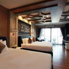 Отель Ktk Regent Suite Паттайя комната для гостей фото 5