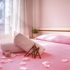 Отель Villa Iris Римини комната для гостей фото 5