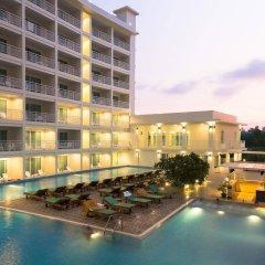 Отель Chanalai Hillside Resort, Karon Beach бассейн фото 2
