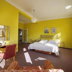Отель FESTIVAL Hotel Apartments Чехия, Карловы Вары - отзывы, цены и фото номеров - забронировать отель FESTIVAL Hotel Apartments онлайн комната для гостей фото 9