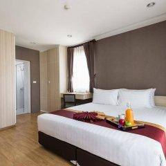 Отель Thonglor 21 Residence by Bliston Таиланд, Бангкок - отзывы, цены и фото номеров - забронировать отель Thonglor 21 Residence by Bliston онлайн комната для гостей фото 4