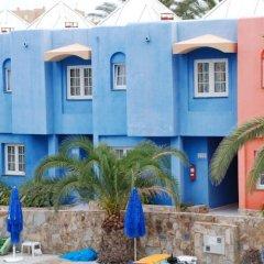 Отель Villas Stella Paradise бассейн