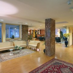 Hotel Biancamano интерьер отеля