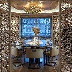 Отель Mandarin Oriental, Munich Германия, Мюнхен - 7 отзывов об отеле, цены и фото номеров - забронировать отель Mandarin Oriental, Munich онлайн питание фото 3