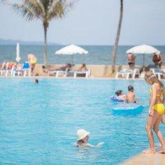Отель Ambassador City Jomtien Pattaya (Inn Wing) бассейн фото 2