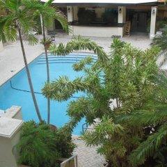 Отель Rodeway Inn South Miami Coral Gables США, Normandy Isle - 1 отзыв об отеле, цены и фото номеров - забронировать отель Rodeway Inn South Miami Coral Gables онлайн балкон